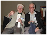 Drs. Aaron Beck and Albert Ellis, Pioneers in Cognitive Therapy