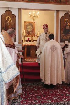 Bishop Thomas Visits St. Nicholas Church + Beckley, WV