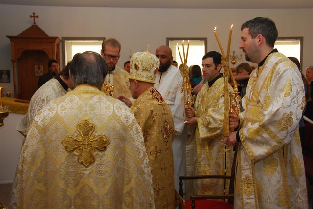 Bishop Thomas Visit Holy Ascension Mission + West Chester, PA