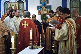 Bishop Thomas Visit Holy Cross Church + Linthicum, MD