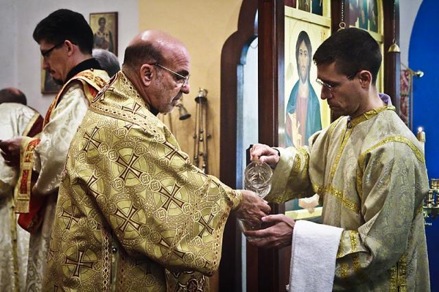 Bishop Thomas Visit Holy Cross Church + Linthicum, MD