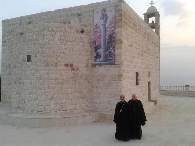 Bishop Thomas Visits Lebanon + May 2014