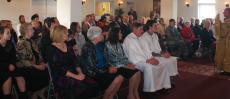 Bishop Thomas Visits St. Andrew Mission + Lewes, DE