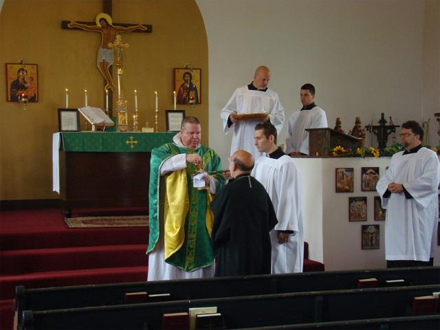 Bishop Thomas Visits St. John the Baptist Church + Lewistown, MD