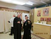 Bishop Thomas Visits Holy Trinity Mission + Lynchburg, VA