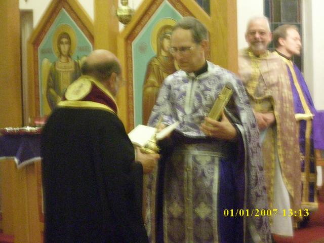 Bishop Thomas Visits St. Michael Church + Monessen, PA