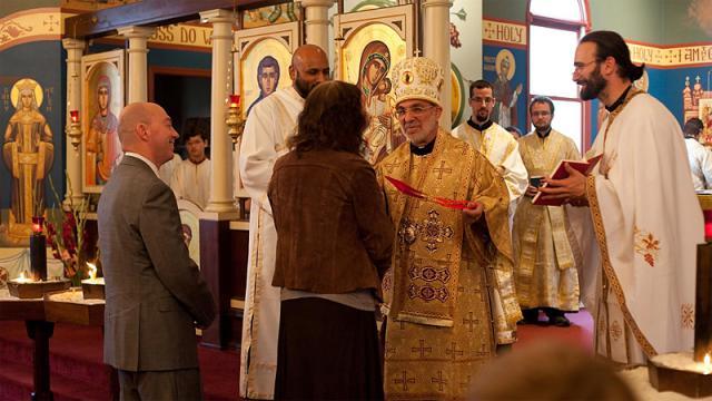 Bishop Thomas Visit St. Philip Church + Souderton, PA