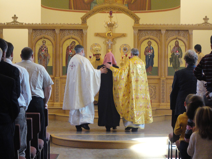 Ordination of Deacon Rafael Garcia