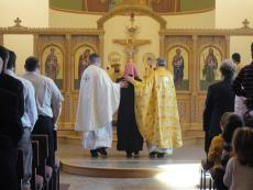 Ordination of Deacon Rafael Garcia