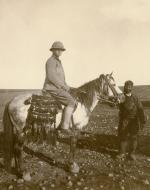 Expedition leader Howard Crosby Butler, Syria, circa 1900