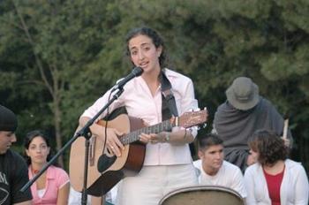 Antiochian Village sing-a-long