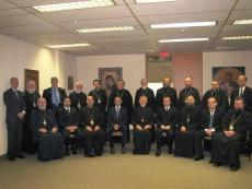 Canadian Conference of Orthodox Bishops Meets in Toronto
