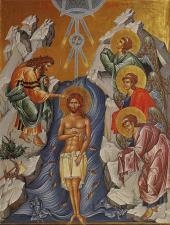 Theophany icon