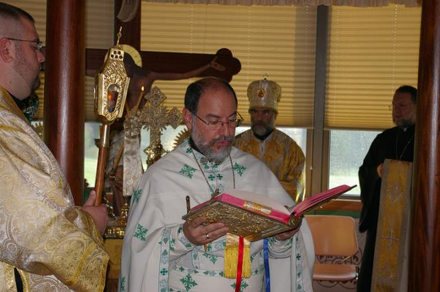 Diocese of Charleston Clergy Retreat 2010