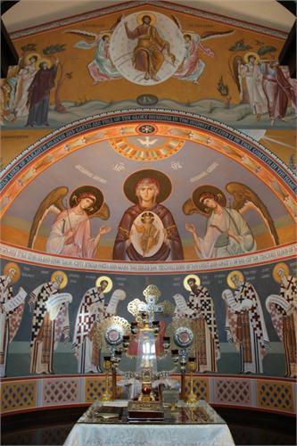 St. Ignatius Orthodox Church, Franklin, TN