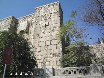 Church of St. Paul in Damascus