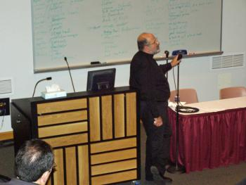 04: Fr. John making a point