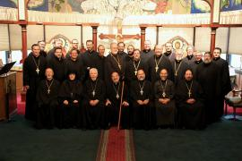 2011 Clergy Retreat: Dioceses of Charleston and New York