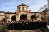 Retreat Clergy Group Photo