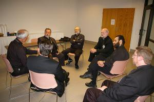 Clergy Symposium Discussion, July 2010