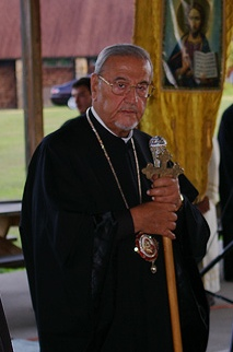 Metropolitan Philip at Antiochian Village, July 2010