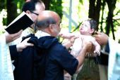 Baptism of Dean Jacobs, His Grace Bishop Thomas Presiding