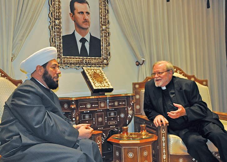 Delegation to Syria