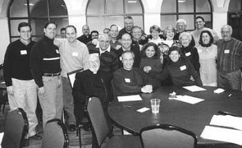 Department of Stewardship Workshop participants at St. Nicholas Church, Grand Rapids, MI