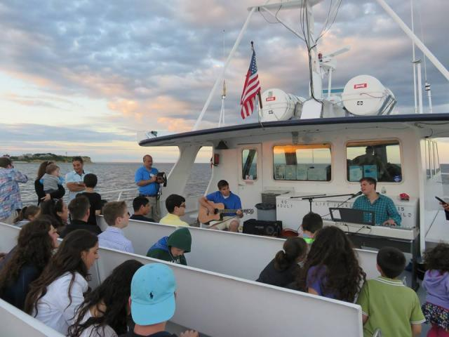 Dinner Cruise, 2014 Worcester PLC