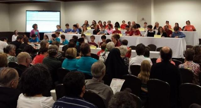 Diocese of Wichita's Bible Bowl, 2014 Parish Life Conference