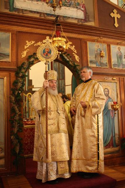 Ordination of Deacon Gregory Farman
