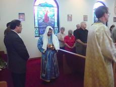 Ordination of Deacon James Kallail