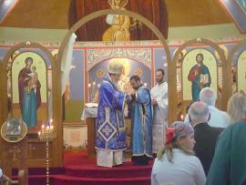 Ordination of Deacon James Kallail