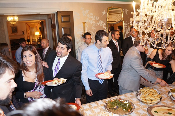 Seminarian dinner, 2013