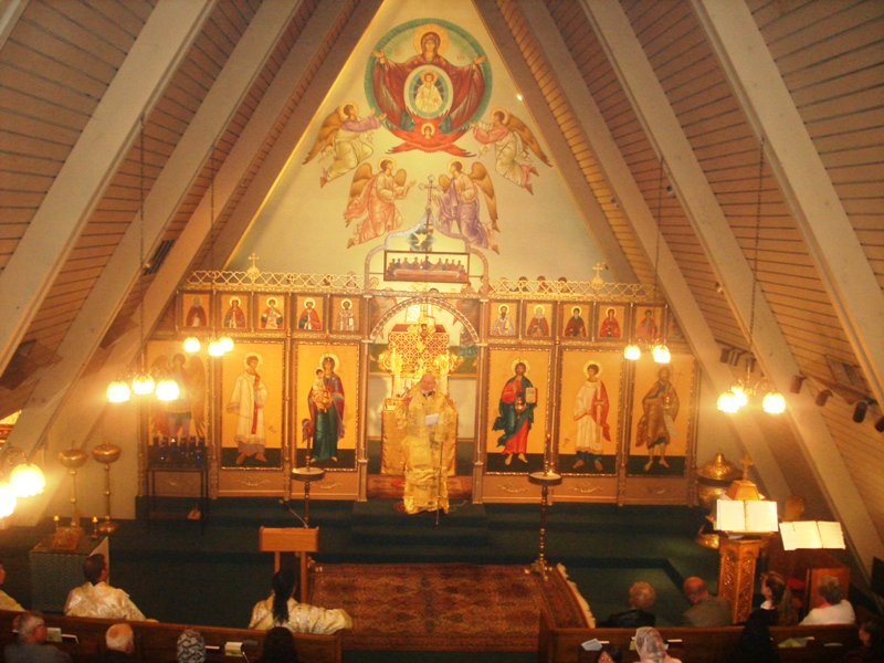 St. Michael Antiochian Orthodox Church, Van Nuys, CA