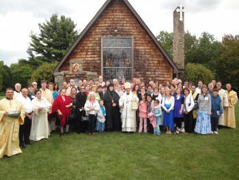 St. Thekla Pilgrimage, 2012
