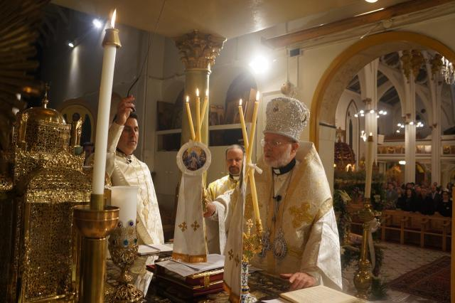2016 Pascha Celebration with Metropolitan Joseph