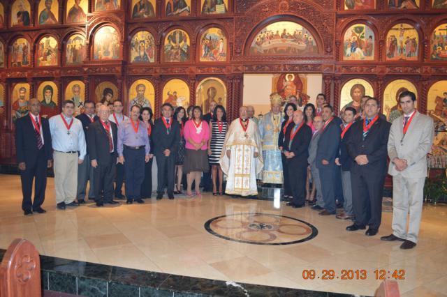 Sept., 2013: New Order Members, St. George, Cicero