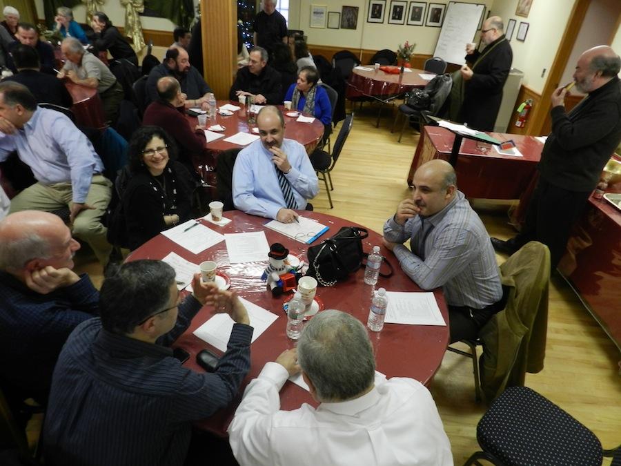 Parish Council Seminar, Diocese of Worcester, January 2014