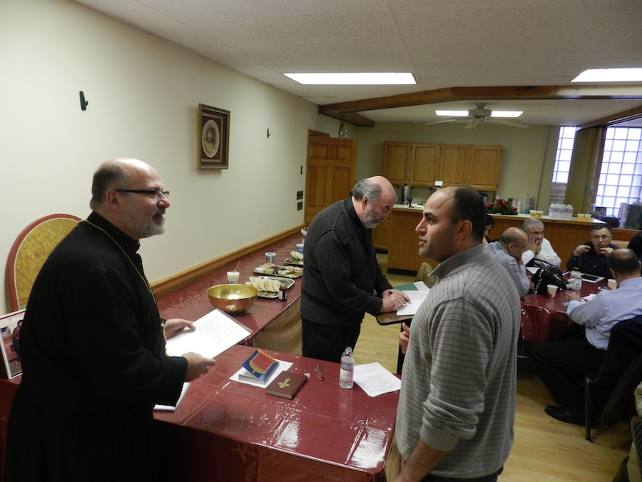 Parish Council Seminar, Diocese of Worcester, January 2014