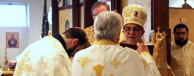 Bishop Thomas Elevates Fr. Andrew Damick to Archpriest