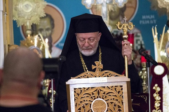 Enthronement of Metropolitan Joseph Featured in Brooklyn Daily Eagle