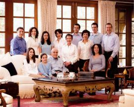 Dr. George Farha Family