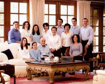 The Dr. George J. Farha Family