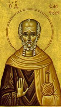 St. Sampson the Hospitable