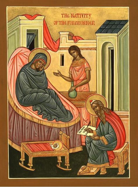 Nativity of the Forerunner