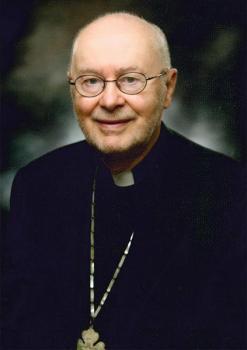 Fr. Boniface Black + Memory Eternal!