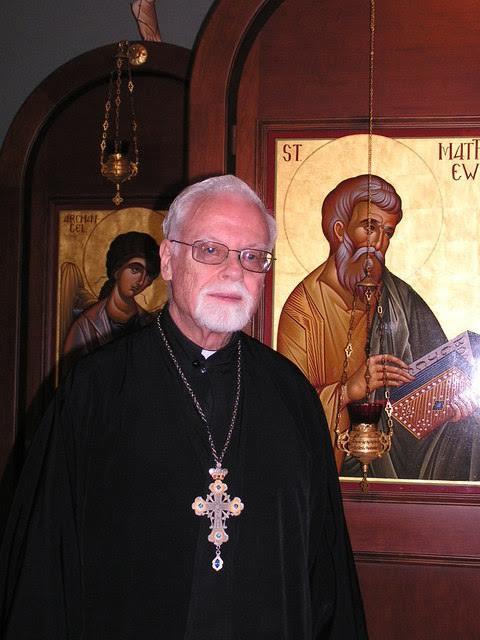 Right Reverend Protosyngellos Paul Doyle