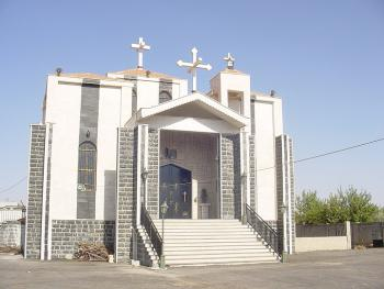 Christ the Savior Church in Jbeh