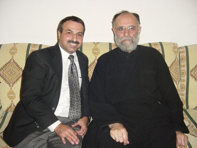 Metropolitan Saba and James Kallail